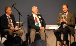 Ken D., Art Rorheim (the founder) and Jack share the history and the vision at the 6oth Anniversary Kickoff.