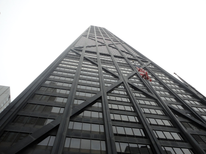 What if John Hancock could see his building?