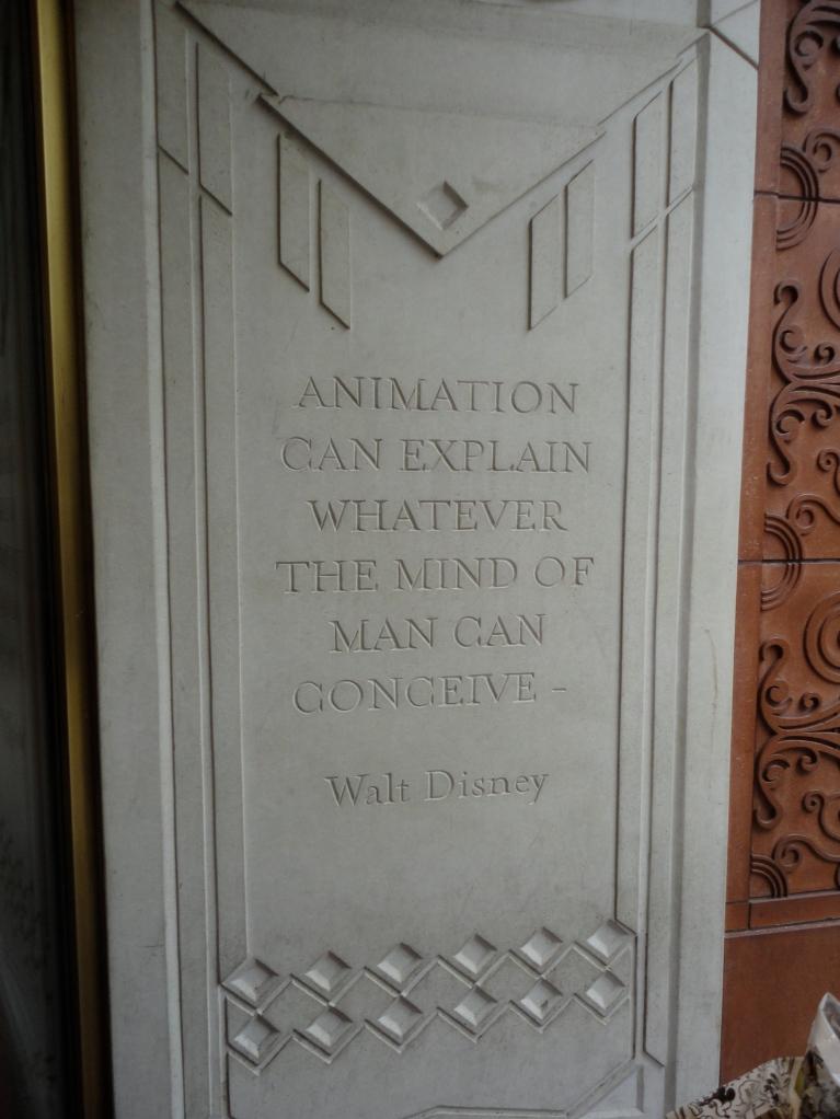 Disney store.