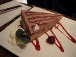 The Opera Cake (the notes are cool)