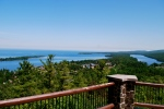 Copper Harbor - one of the  places to get the ferry to Isle Royale National Park.