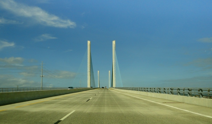 Indian River Inlet Bridge - very cool bridge.
