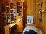 George's bedroom