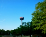 Ole' Miss water tower