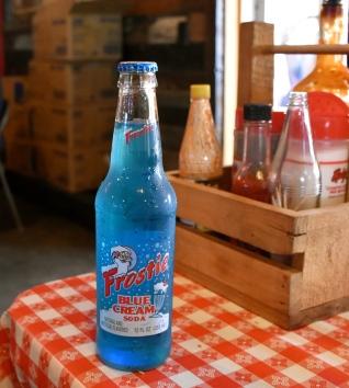Ok - isn't this soda pretty?